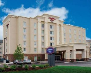 Hampton Inn Hilton London
